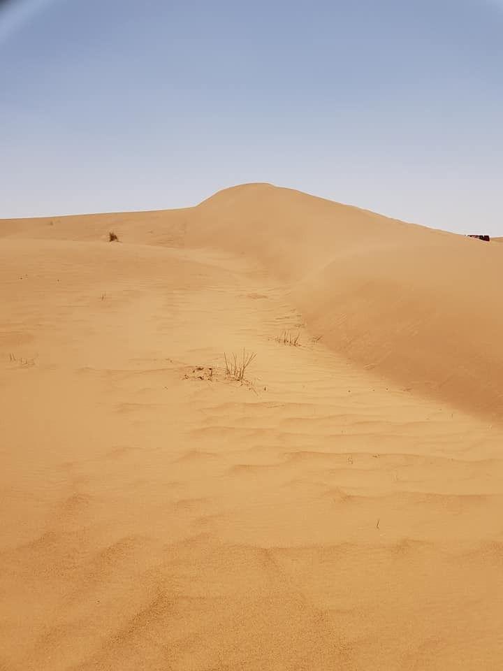 We zijn binnen 280k m gehad. 20 km duinen hoog steil en mul zand. 1 keertje vast gereden. De rest van de duinen rustig door gekomen. De start was laat dus hebben we de laatste 120km in het donker gereden. Dat was veel stenen rn hobbels. Vandaag weer beginnen met stenen daarna duinen weer stenen en op het einde weer duinen. Deze duinen zijn nog hoger dan gisteren. Hopelijk zijn we voor het donker...